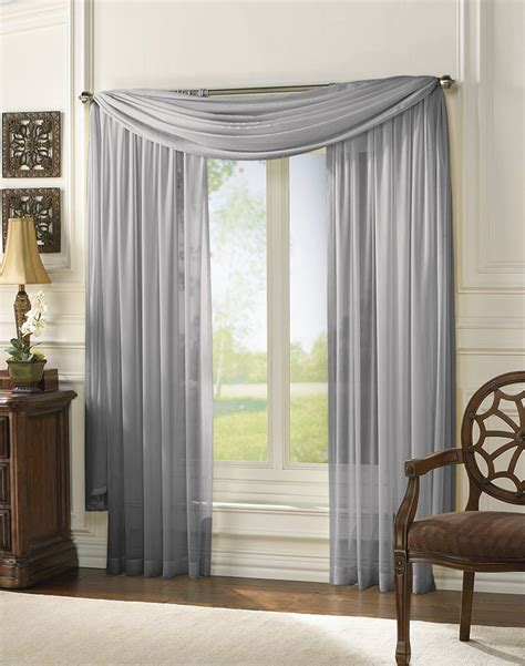 Curtain For Window Ideas Window Curtain Ideas Large Windows 39