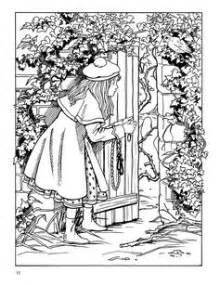colouring book the secret garden 1000 images about b 252 y 252 klere boyama on