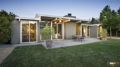 Eichler Homes by Landscaping Eichler Homes Landscape Mid Century Modern