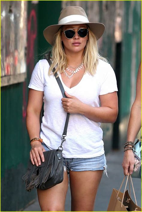 Hilary Duff Thinks She Has by Hilary Duff Thinks It S Time To Shine Photo 3744873