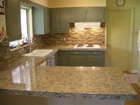 Diy Granite Tile Countertop by Diy Granite Countertops Granite Slabs Vs Granite Tile