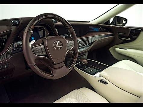 lexus ls interior 2018 lexus ls 2018 interior review new lexus ls500 interior