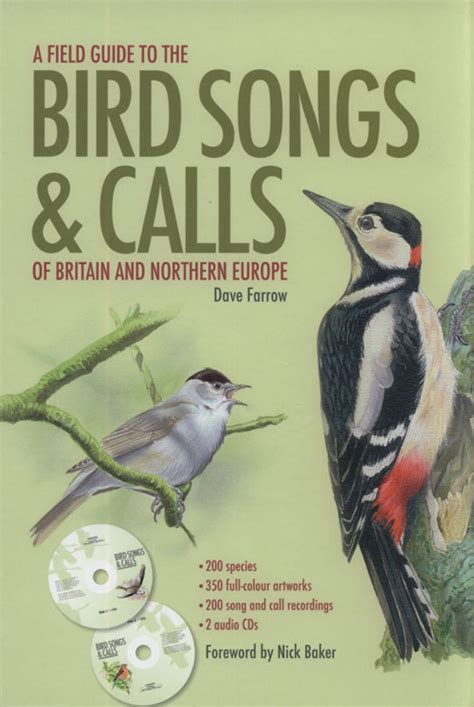 a field guide to the bird songs and calls of britain and