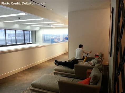 Sfo Room by Sfo San Francisco Amex Centurion Lounge Delta Points
