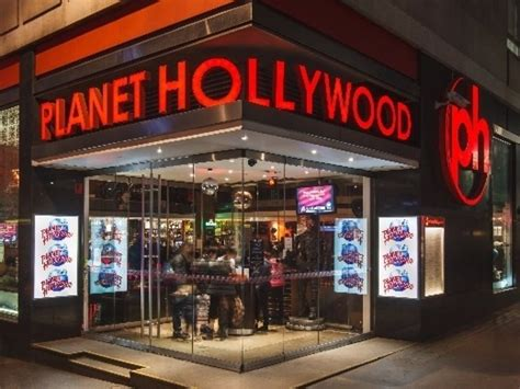 planet hollywood front desk thriller live with free meal at planet hollywood tickets