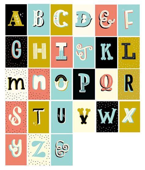 Alphabet Picks alphabet greetings card your own letter by stephsayshello inspiring design