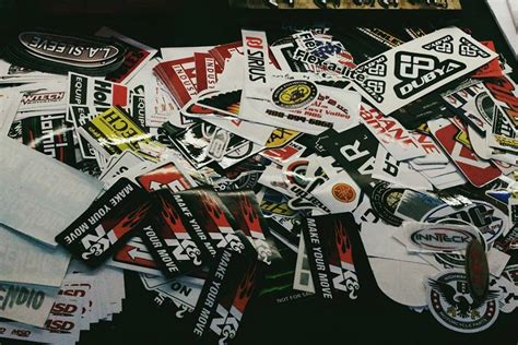 Sticker Shop Motorrad by Decals And Stickers Available Moto Incendio Custom
