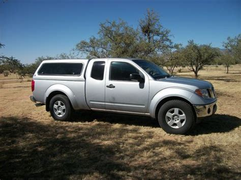 purchase used 2006 nissan frontier in benson arizona united states