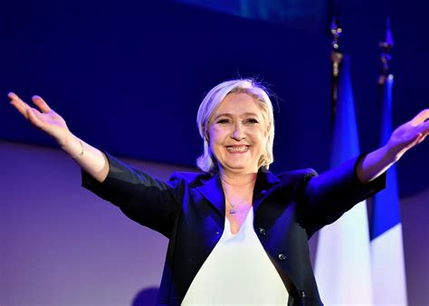 marine le pen marine le pen s gay pandering doesn t excuse her national