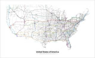 map united states highways highways of the united states cameron booth