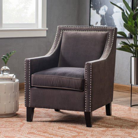 Small Occasional Living Room Chair by Accent Chairs Living Room Occasional More Hayneedle