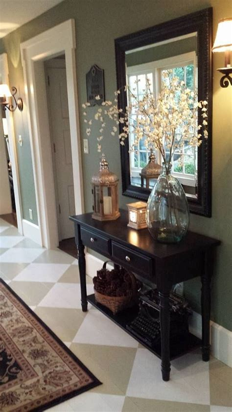Foyer Hallway Best 25 Entrance Decor Ideas On Front