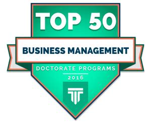 Top Mba Programs Dallas by Doctor Of Business Administration