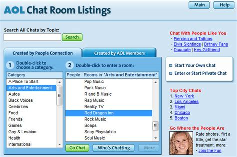 chat rooms for 25 years of the py korry