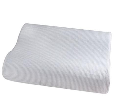 Intelligel Pillow by Bodipedic Intelli Gel Visco Elastic Memory Foam Contour