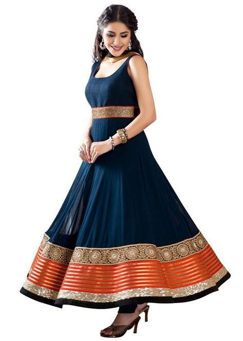 long sut top 10 trending long frock anarkali suits designs