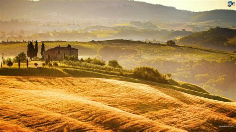 Tuscan Style House by Tuscany Wallpaper For Desktop Wallpapersafari