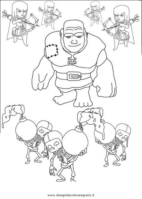 clash of clans archer queen coloring page preview 17 images of clash of clans base coloring page clash of