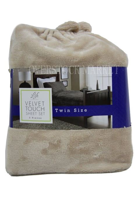 life comfort sheets new life comfort velvet touch sueded microfleece 3 pc