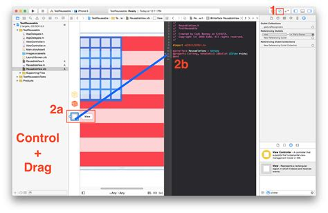 xcode xib layout xcode create a uiview xib and reuse in storyboard
