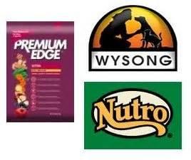 nutro food recall pet food recall wysong premium edge nutro pet project