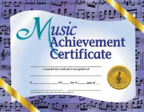 buy music achievement certificate awards trophies