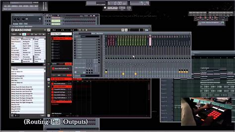 how to use studio 4 how to use maschine with fl studio pt 5 maschine masters