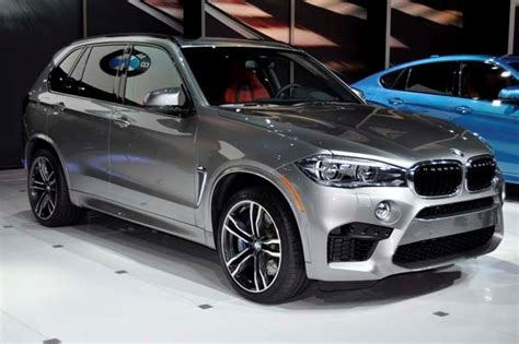 2015 BMW X5 M gets a new look and 567 horsepower   Kelley