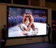 Image result for What is the biggest TV screen in the world?. Size: 185 x 160. Source: moneyexpertsteam.blogspot.com