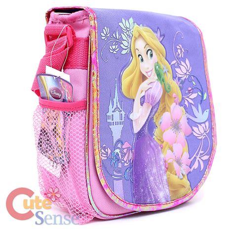 Disney Princess Rapunzel Bag disney princess tangled rapunzel school lunch snack dj
