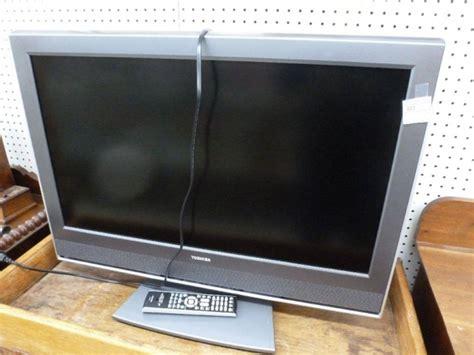 Tv Toshiba Flat 32 toshiba 32 quot flat screen tv model 32hlc56 made 2006 4 5 quot d