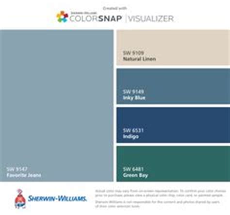 color scheme for inky blue sw 9149 benjamin moore mountain mist 868 colors pinterest