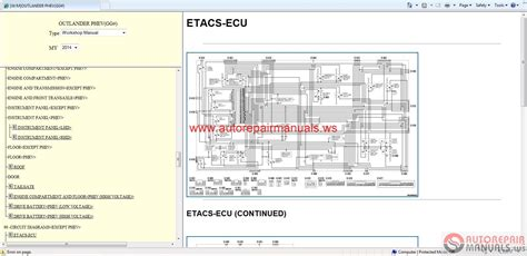 electrical wiring diagrams for 2002 mitsubishi lancer