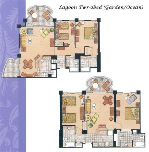 hilton hawaiian village lagoon tower floor plan hhv lagoon 2br premier timeshare users group online