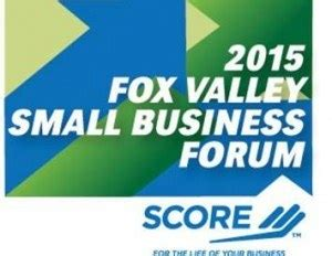 small business category fox business 2015 fox valley small business forum event