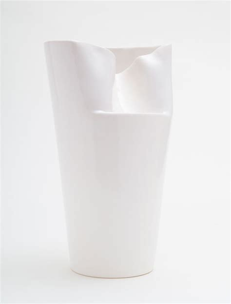 design milk contact six a series of vases inspired by memories and loss by