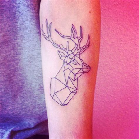 Minimalist Tattoo Ideas Buzzfeed | 75 graphically gorgeous geometric tattoos