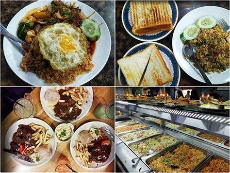 tempat makan menarik  bangi restoran