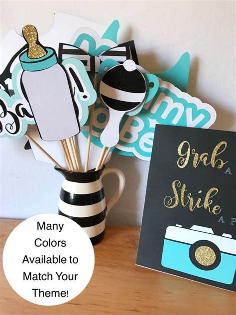 Diy Baby Shower Centerpieces For Boy by Best 25 Baby Shower Decorations Ideas On