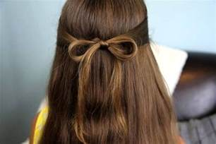 different of simple easy hairstyles for school