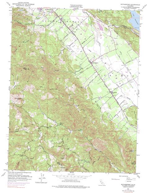 usgs topographic maps rutherford topographic map ca usgs topo 38122d4