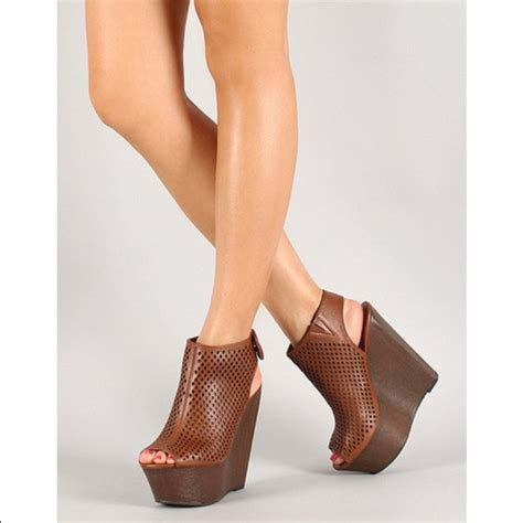3 bamboo shoes brand new quot walk the line quot wedges