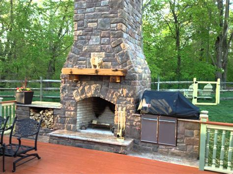 Outdoor Pizza Oven Plans Fireplace by Outdoor Fireplace With Pizza Oven Self Outdoor
