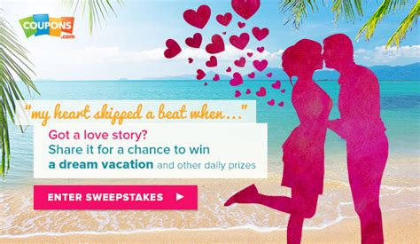 Valentine S Day Sweepstakes - valentine s day sweepstakes official rules