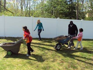 community garden project stoughton youth commission
