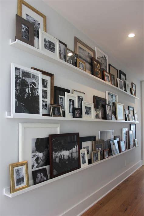 decorar pasillos con estanterias ideas para decorar con estantes para cuadros dormitorio