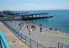 """Результат поиска изображений по запросу """"Ялта пляж Дельфин Веб камера онлайн реальное"""". Размер: 228 х 160. Источник: karta-krym.com"""