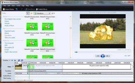 windows movie maker chroma key tutorial puppet green screen effect in movie maker 6 4