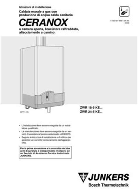 Elettrodomestici Junker Opinioni by Modelli Junkers Manuale Caldaia Junkers Da Scaricare In