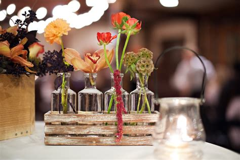 Laurel Mike S Rustic Wedding Flowers At Wadley Farms Rustic Wood Wedding Centerpieces